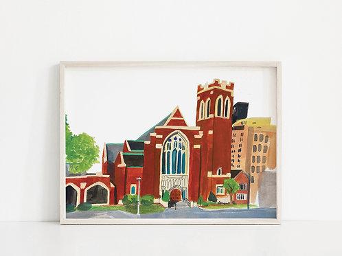 """First Presbyterian Church"""
