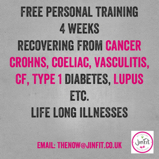 Free PT sessions