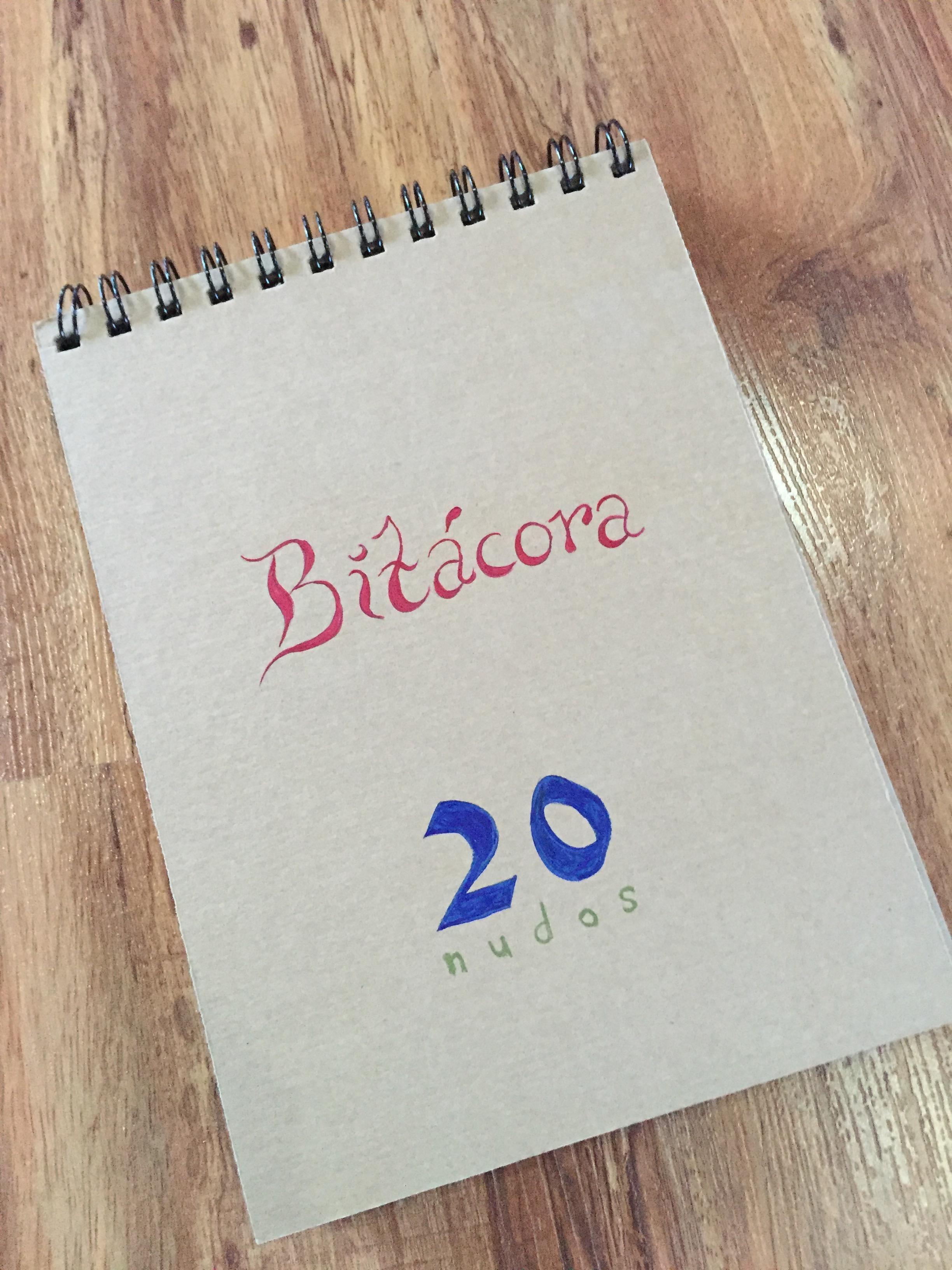 Bitácora 20 Nudos