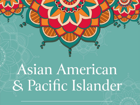 Chaplain's Monthly Choice - AAPI Businesses for May!