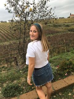 our italian study abroad babe, jaime