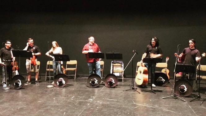 EBFE Mariachi Rehearsal