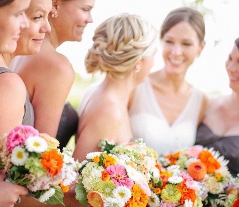 Wedding at About Thyme Farm