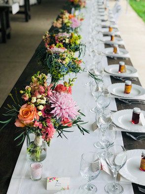 Table Arrangments