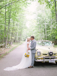 Washington Island Wedding