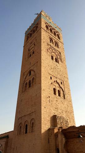 Marrakech voyage sur mesure souk medina koutoubia Maroc