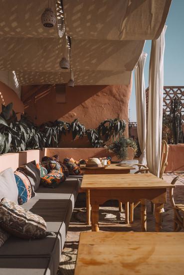 Marrakech voyage sur mesure souk hotel riad luxe medina Maroc
