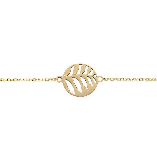 Bracelet médaille TEHEA