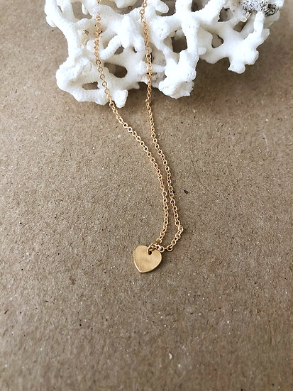 Collier mini HEART