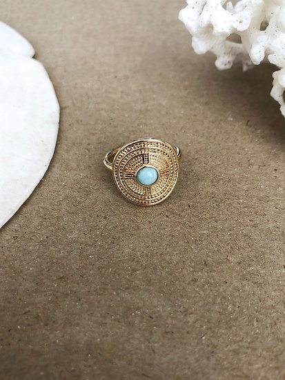 Bague ORIANNA Turquoise