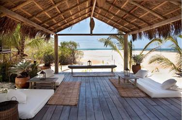 Uxua Casa Hotel and Spa - Bahia- Brazil.