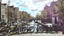 Voyage sur mesure city trip à Amsterdam