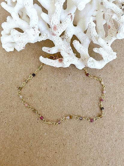 Bracelet BÉLIZE Tourmaline