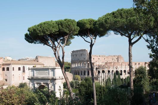 Voyage sur mesure Italie city trip Rome colisée