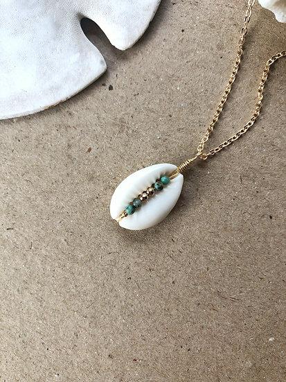 Collier ALOHA turquoise