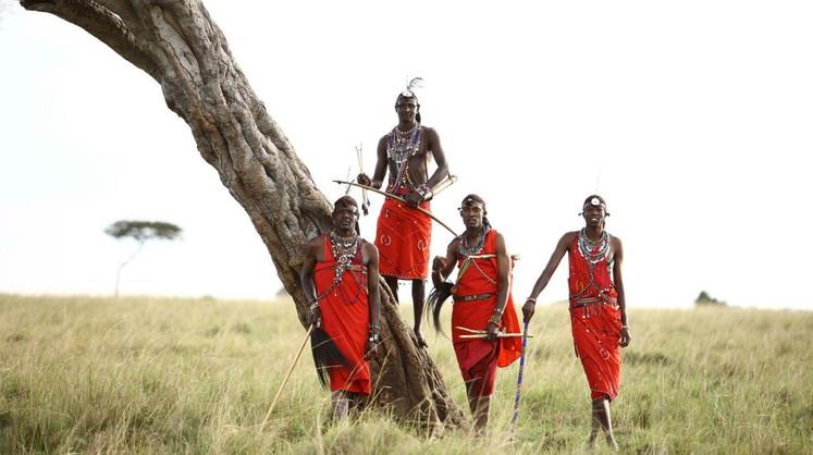 Voyage sur mesure Tanzanie Safari Serengeti Peuple Massaï