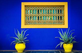 Marrakech voyage sur mesure Jardin Majorelle YSL Maroc