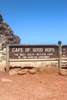 Afrique du Sud voyage sur mesure Le Cap Cap de Bonne Espérance