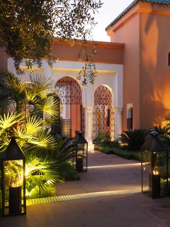 Marrakech voyage sur mesure hotel riad luxe medina Maroc