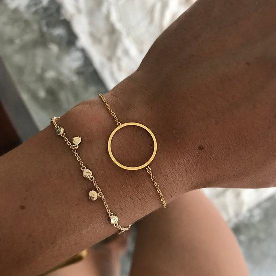 Bracelet cercle ARIA