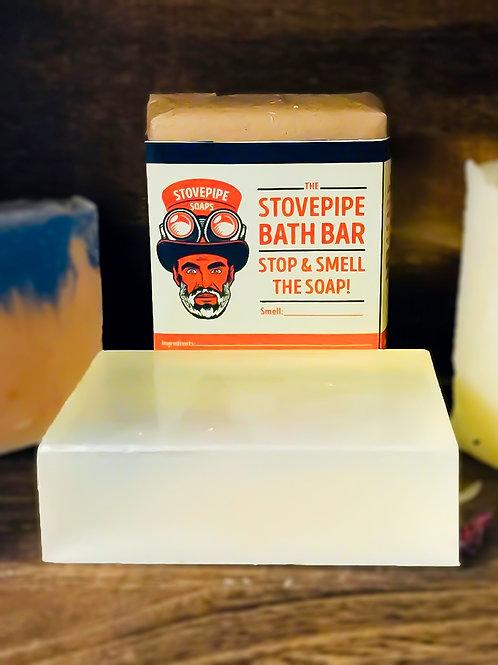Stovepipe Soaps Lavender Bath Bar