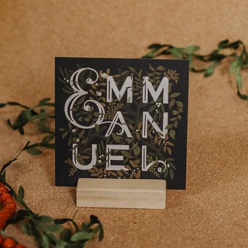 Emmanuel Lux Card