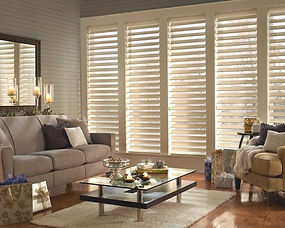 Hunter Douglas Silhouette Window Shadings Bayview Shade and Blind