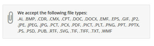 The Complete Guide to Image File Types | Custom T Shirts