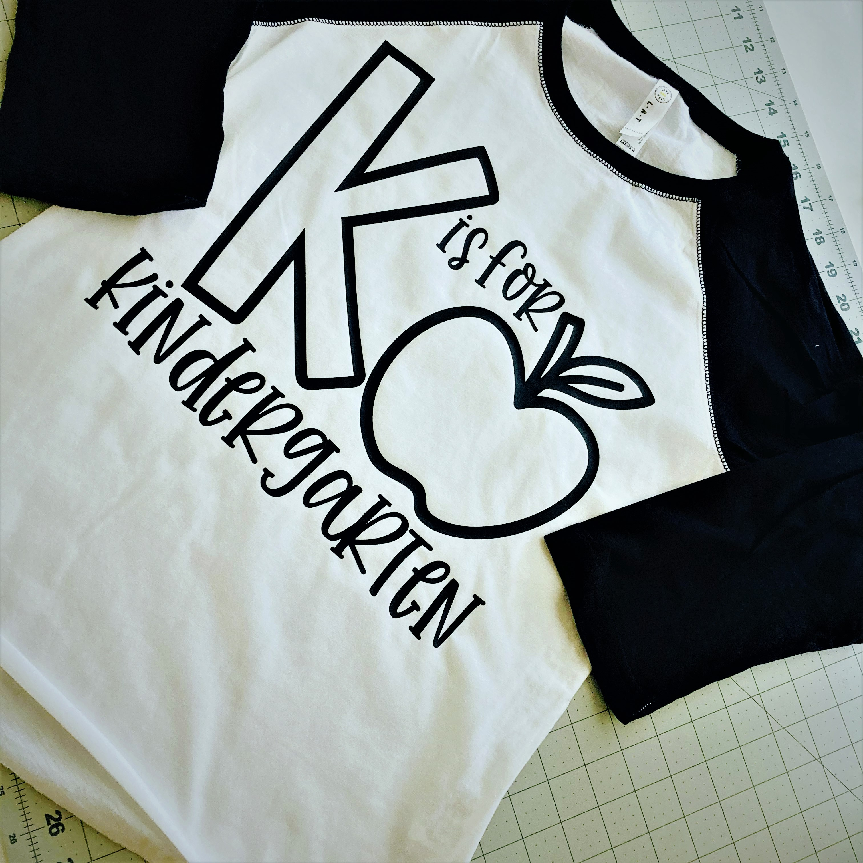 K is for Kindergarten
