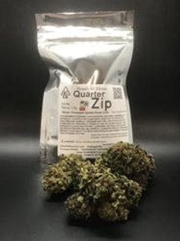 Zip Quarter Zip 1/4oz Pineapple Upside Down Cake (16.83% THC) 7.5g