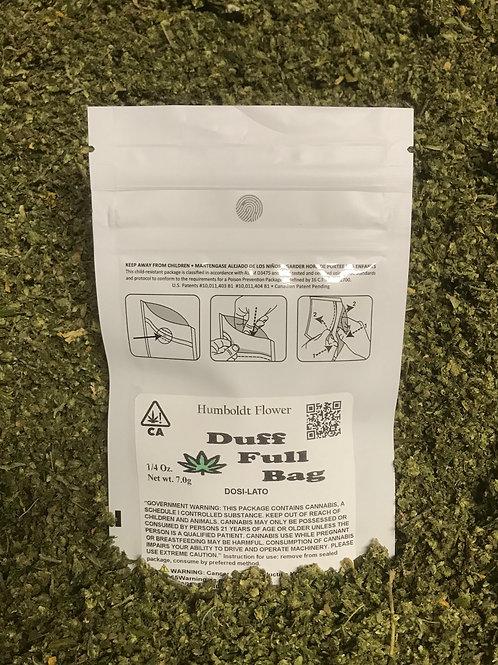 Duff Full Bag Dosilato (18.74% THC) 7g