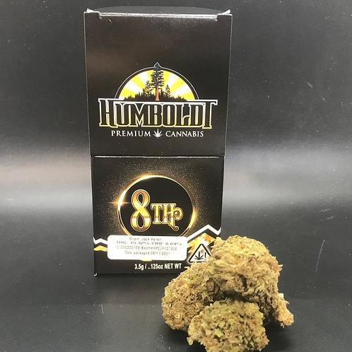 Humboldt Premium Cannabis 3.5g Sungrown 1/8 Jack Herer (S) 3.5g