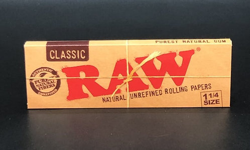 RAW Papers 1 1/4