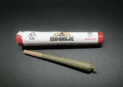 Humboldt Premium Cannabis JAY Venom OG (13.29% THC) 1g