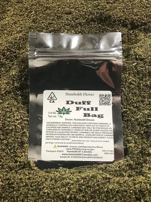 Duff Full Bag Humboldt Dream (17.54% THC) 7g