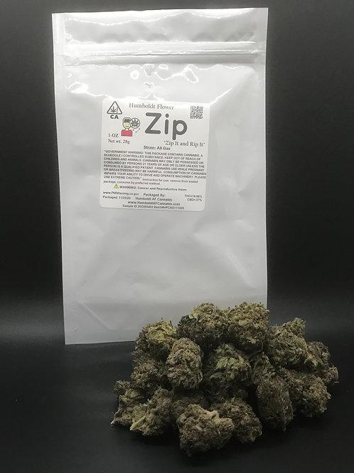 Zip 1oz All Gas (16.66% THC) 28g