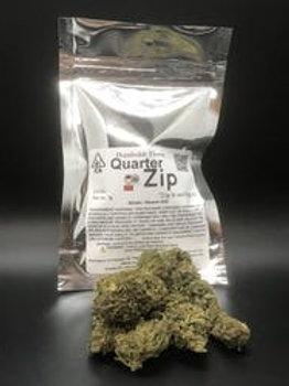 Zip Quarter Zip 1/4oz Venom OG (16.09% THC) 7g