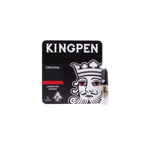 Kingpen Half Gram Cartridge Super Lemon Haze (81.59% THC) 0.5g