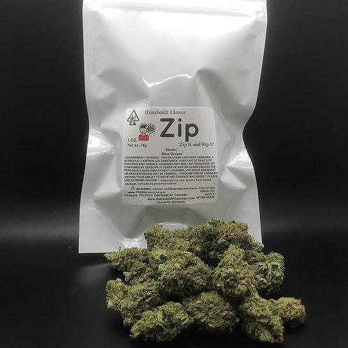 Zip 1oz Blue Dream 28g (15.95% THC)
