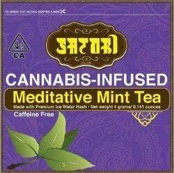 Satori Tea Meditative Mint Single 10mg THC