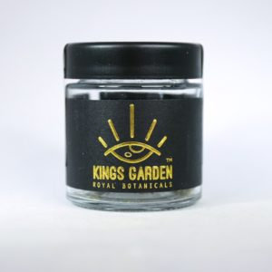 Kings Garden Indoor King OG (26.20% THC) 3.5g