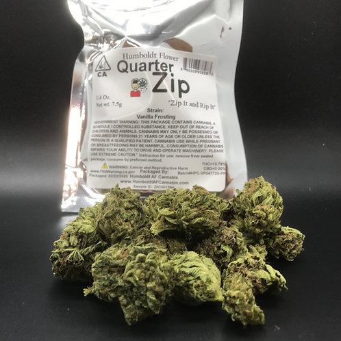 Zip Quarter Zip 1/4 oz Vanilla Frosting 7g (13.76% THC)