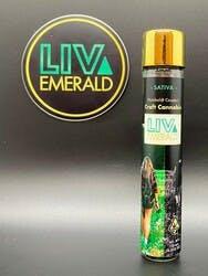 LIV Emerald PreRoll Laughing Gas (18.186% THC) 1g