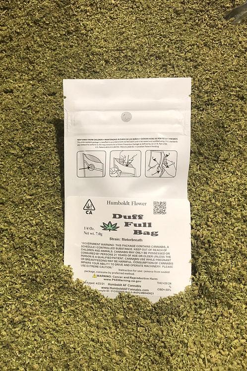 Duff Full Bag Motorbreath (20.24% THC) 7g