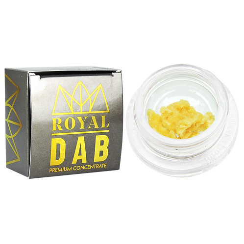 Royal Dab Caviar Crumble Doc OG 1g (63.66%)