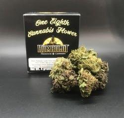 Humboldt Premium Cannabis 4g Sungrown 1/8 Pineapple Upside Down Cake (16.83%) 4g