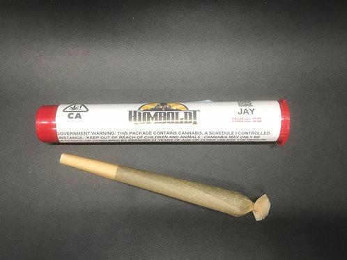 Humboldt Premium Cannabis JAY Hades OG (13.70% THC) 1g