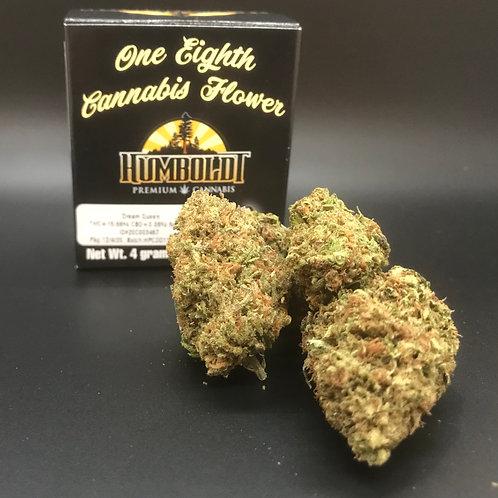 Humboldt Premium Cannabis 4g Sungrown 1/8 Dream Queen (15.66% THC) 4.0g