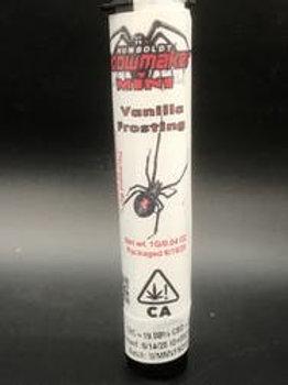 Humboldt Widowmaker MINI Vanilla Frosting (19.08% THC) 1g