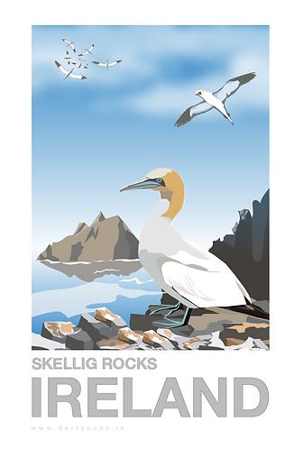 Skellig Rocks II